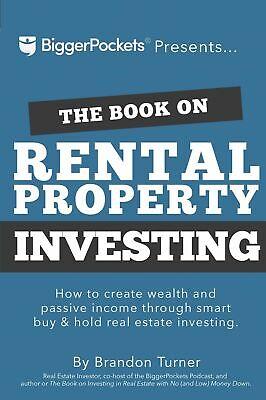 The Book on Rental Property Investing - Brandon Turner [Digital , 2015 ]