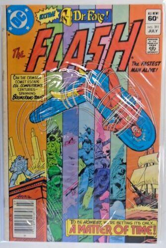 *Flash V1 #311-324 (14 books) Flash vs. Flash!