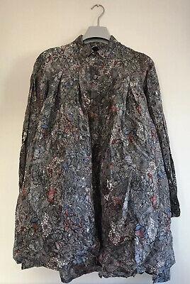 SWASH LONDON 100% Silk Dress RARE Circa Pre-2010 LIBERTY House of Hackney