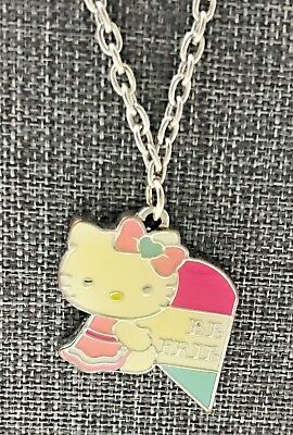 Sanrio Hello Kitty Silver Tone 1 Part of Best Friend Magnetic Necklace