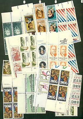 U.S. DISCOUNT POSTAGE LOT OF 100 20¢ STAMPS, FACE $20.00 SELLING FOR $14.00!