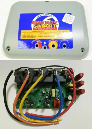 New! Genuine OEM 100093769 American Water Heaters Control Board and Junction Box