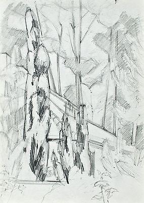 Sonja Wüsten - Teupitz - Bleistiftzeichnung - o. J. - 132