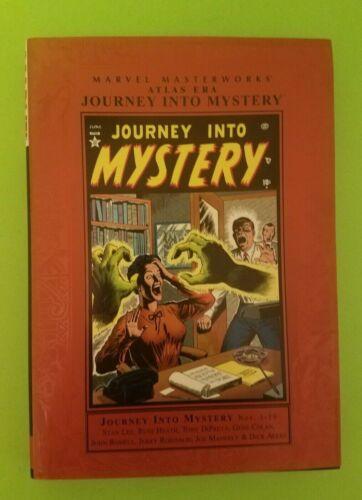 Marvel Masterworks JOURNEY into MYSTERY Vol. 1 Atlas Era ( issues 1-10 ) !!!