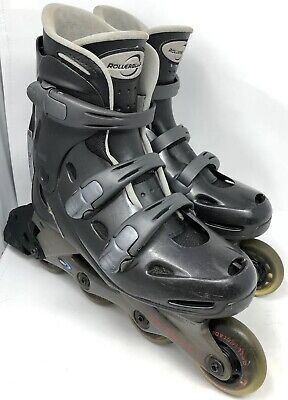 Men's Rollerblade Hydrus ABT Lite Inline Skates Roller Blades Size 7 Black for sale  Shipping to Canada