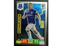 héroe Panini Premier League 2019//20 ADRENALYN XL #375 richarlison Everton