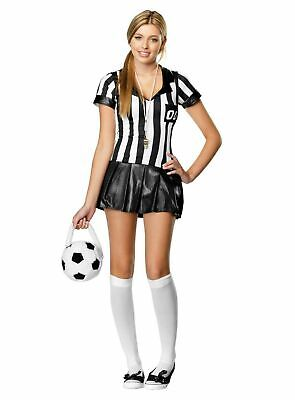 Referee Time Out (Referee Time Out Teen Child (12-14) Costume)