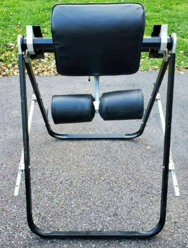 Brilhante Orthopod Gravity Traction Inversion Back Therapy Stretching Folds