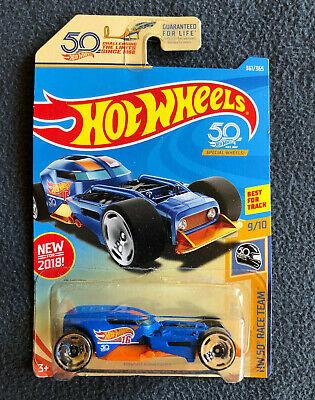 2018 Hot Wheels 50TH ANNIVERSARY RACE TEAM HW50 CONCEPT #361//365