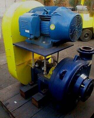 Krebs Vertical Millmax Slurry Pump Model Mm200-b45u13699never Usedbest Deal