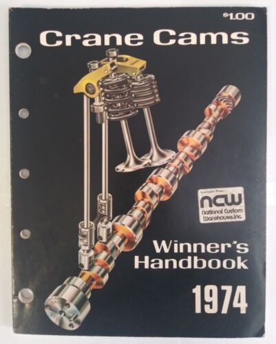 Crane Cams 1974 Winner