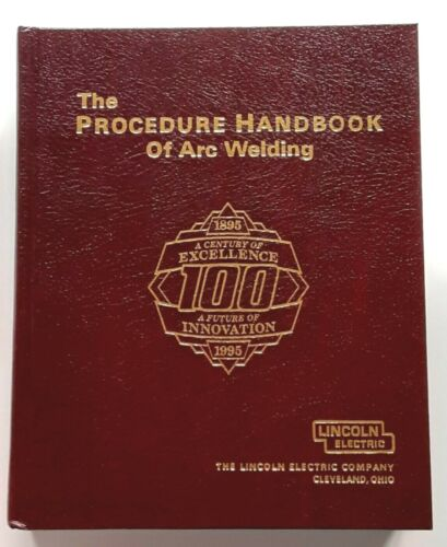The Procedure Handbook of Arc Welding~1994~Lincoln Electric~13th Edition