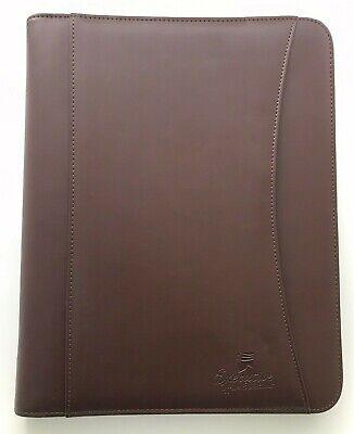 Professional Executive Pu Leather Business Resume Portfolio Padfolio Organizer