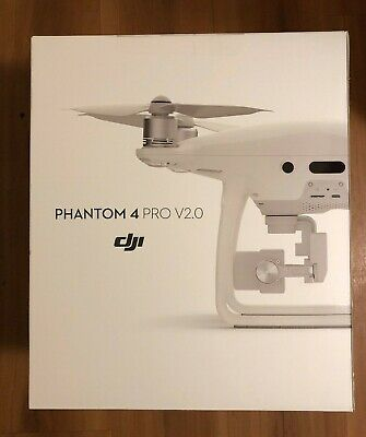 DJI Phantom 4 Pro V2.0 Drone Quadcopter - Brand New - Discontinued Hard To Find
