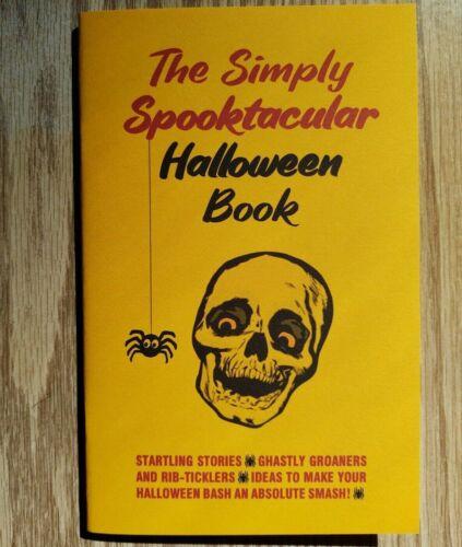 Simply Spooktacular Book Test (Hummer-Gardner-McCarron)