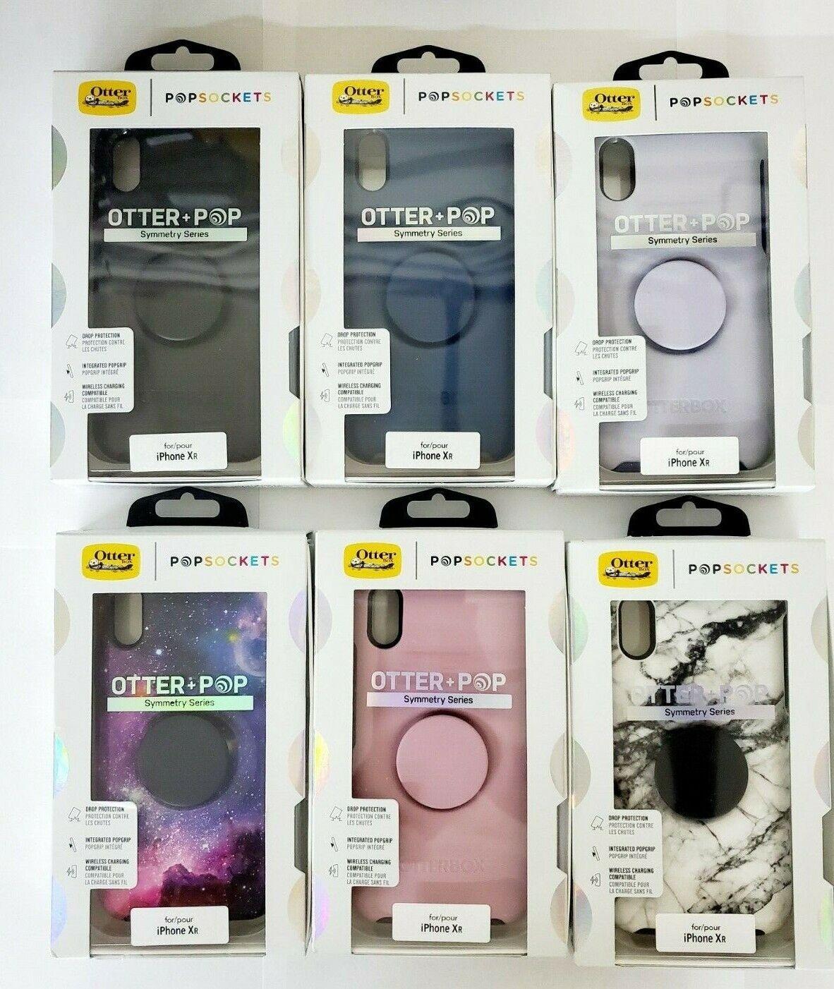 pop symmetry case for iphone xr 6