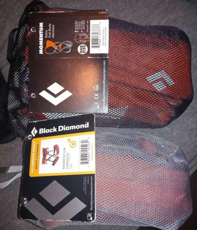 Black Diamond/Arcteryx rock climbing harness
