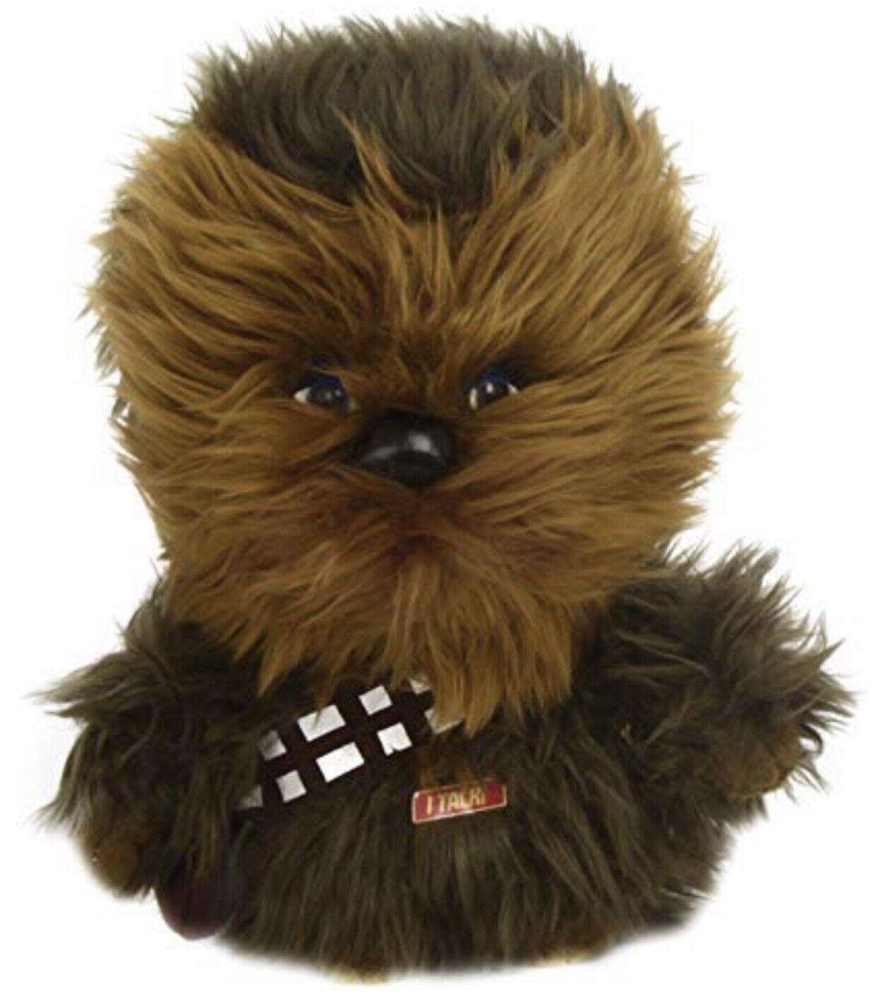 Star Wars Plush - Stuffed Talking Chewbacca Character Plush