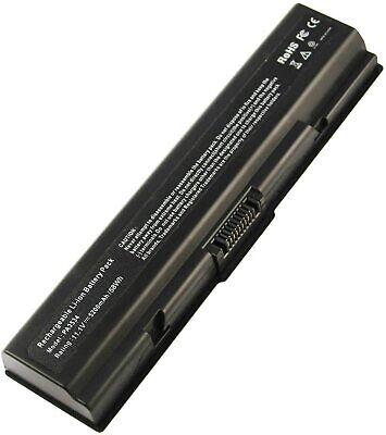 Batterie pour TOSHIBA Satellite L500 L500D L505 L505D L550 L550D L555 L555D 5.2A