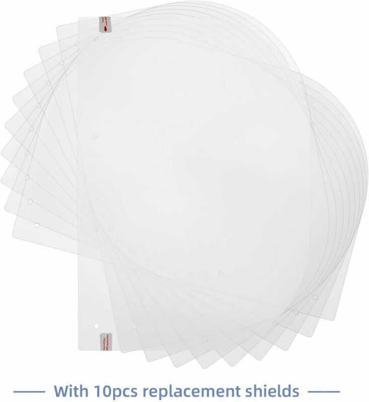 10 Plastic Film  For Personal Protective