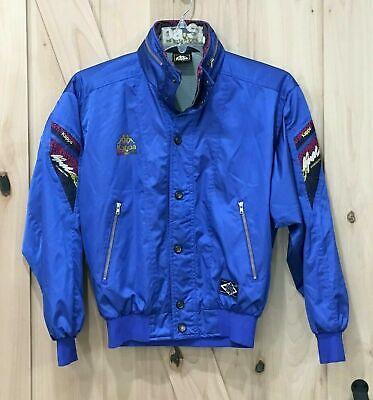 Vintage Kappa Sport For the Spirit Within Hooded Waterproof Jacket