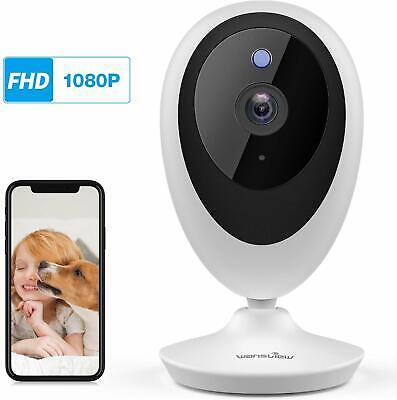 Telecamera di Sorveglianza WiFi, Wansview 1080P Videocamera WiFi per Casa