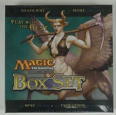 Mtg Magic 8th Edition Core Set Gift Box Set Eighth
