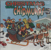 Chipmunks Christmas CD