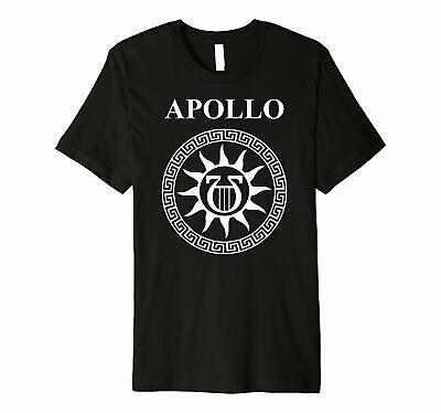 Greek God Clothing (Apollo Greek God Premium Premium T-Shirt Clothing Size M-3XL Gift Trend 2020)