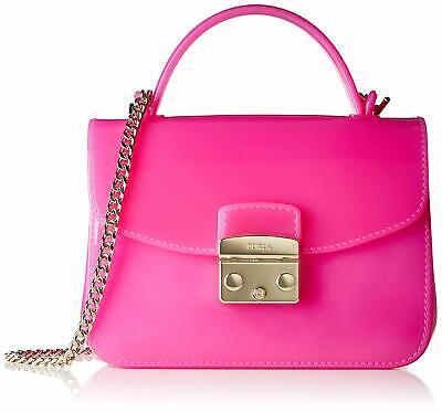 FURLA 219927 MERINGA CANDY Clutch Bag Handbag Tasche Handtasche Crossbody