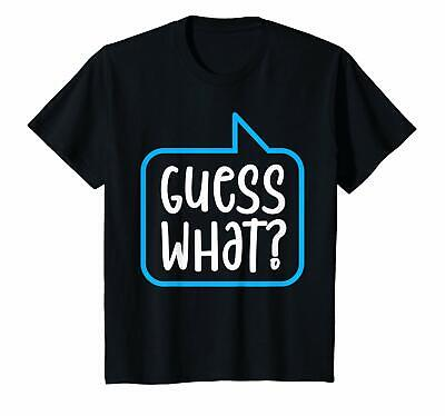 Kids Guess What {On Back} I'm Going To Be A Big Brother T-shirts Tee US