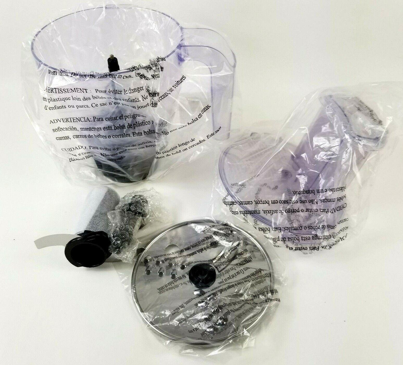 Oster Blender Food Processor Attachment 116434-100-090 Complete NOS