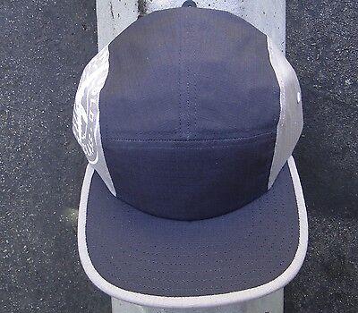 Benny Gold Skate Side Ton Gray Camping 5 Panels Mens Strap Snapback Hat Htben 42