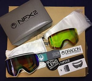 Dragon NFX2 Ski / Snowboard Goggles. Stack. Beenleigh Logan Area Preview
