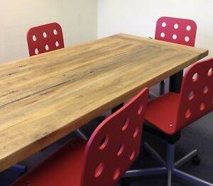 RH Reclaimed Wood Rustic Dining Table