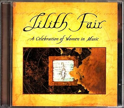LILITH FAIR The Best of Women in Music 2-CD Susanna Hoffs/Indigo