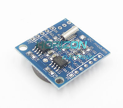 I2c Rtc Ds1307 At24c32 Real Time Clock Module Without Battery New