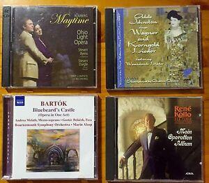 23 Opera CDs Woy Woy Gosford Area Preview