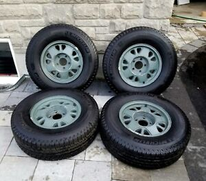 CEVY GMC Truck Winter Wheels and tires