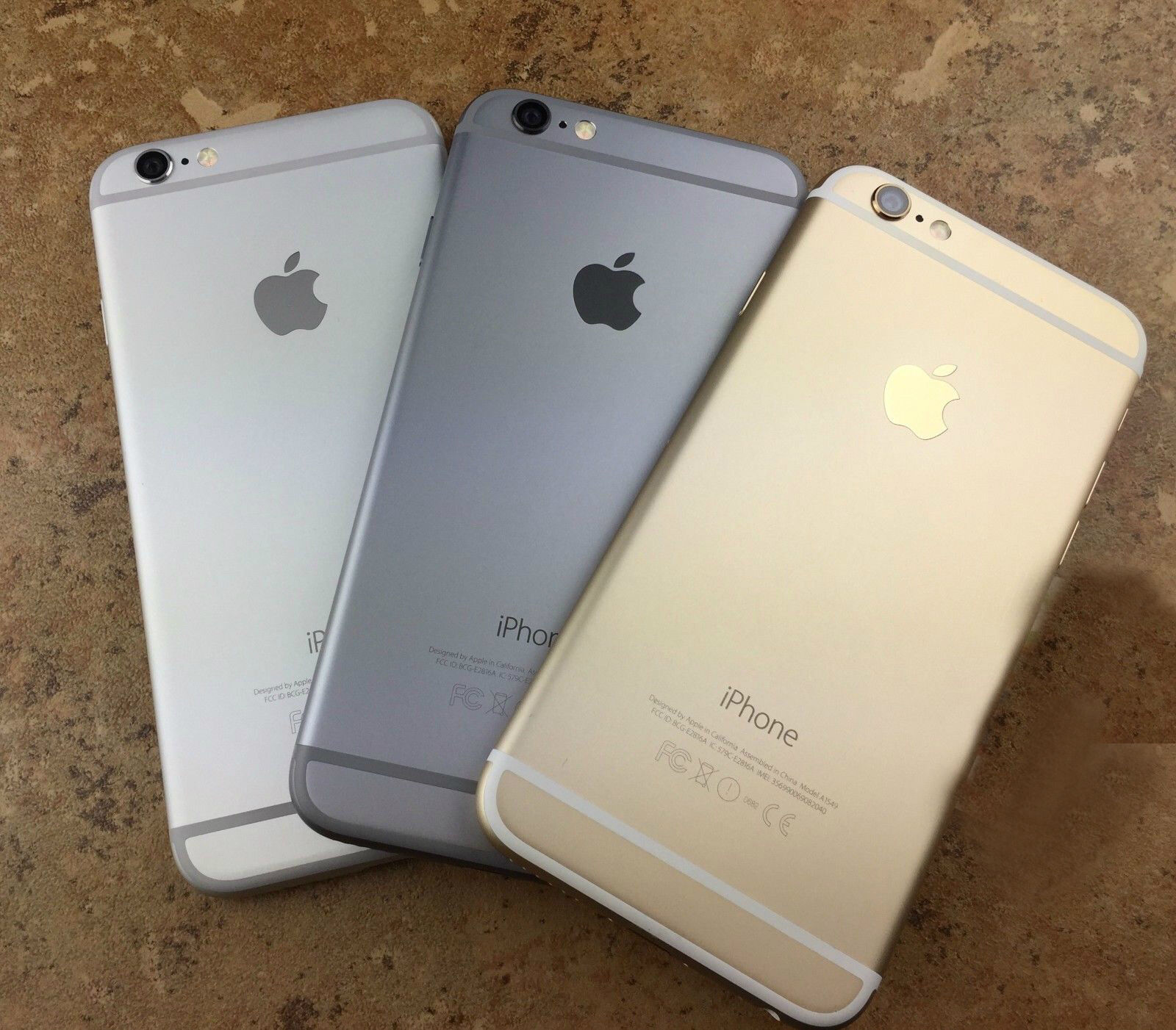 Изображение товара Apple iPhone 6, 6Plus, Box -16GB, 64GB & 128GB -Factory Unlocked Smartphone*
