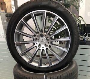 Mags et pneus  20 po AMG