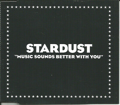 Daft Punk STARDUST Music Sounds Better EDIT & 12 INCH CLUB && REMIX CD