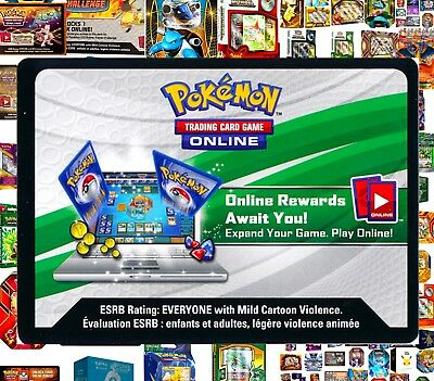 Pokemon Online Deck   Theme Deck   Tin Code Cards   Rapid Tcg Email Codes Tcgo