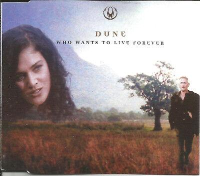 DUNE Who Wants to Live Forever MIXES 5TRX QUEEN REMAKE CD single SEALD USA seler, usado segunda mano  Embacar hacia Argentina