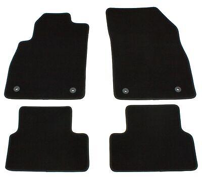 gsi //alle Original Qualität Velours Automatte NEU Fußmatten Opel Corsa D opc