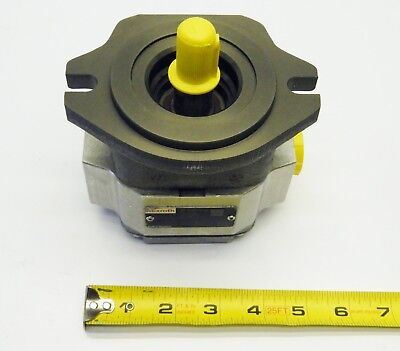 Eaton Model U Series 243 Hydraulic Power Steering Pump Hesl Ccw Ford