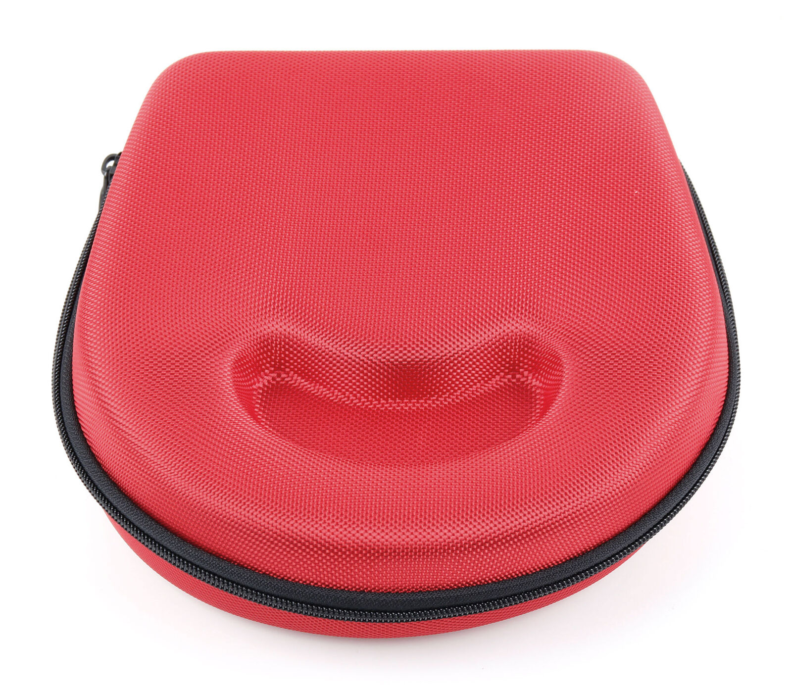 red hard headphone case for the jbl t450 t450bt c45bt headphones ebay. Black Bedroom Furniture Sets. Home Design Ideas