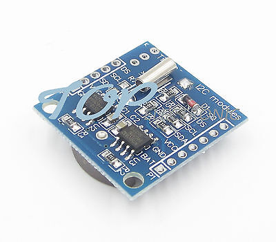 I2c Rtc Ds1307 At24c32 Real Time Clock Module Without Battery