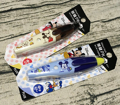 2018 Disney Mickey Mouse Plus Correction Tapes Whiper Rush Retractable Clicker