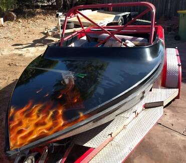 Jet sprint  Boat Lesmurdie Kalamunda Area Preview